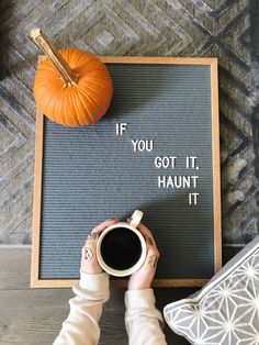 (notitle) - funny - quotes for work Halloween Letters, Spirit Halloween, Halloween Halloween, Vintage Halloween, Halloween Costumes, Word Board, Quote Board, Message Board, Felt Letter Board
