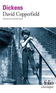 Souvenirs intimes de David Copperfield - Folio classique - Folio - GALLIMARD - Site Gallimard