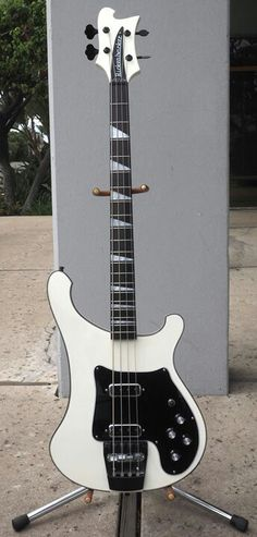 Rickenbacker 4002 factory custom