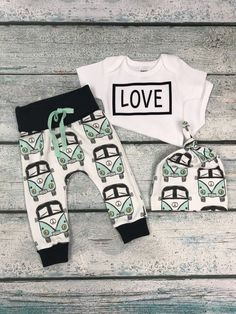 Soft Rainbow Peace Sign Crawler Short Sleeve Cotton Rompers for Baby Girls Boys