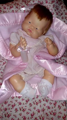 Vogue Wilkins BABY DEAR DOLL Original Outfit 1960's Cloth and Vinyl
