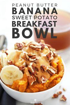 Sweet Potato Breakfast, Breakfast Potatoes, Breakfast Bowls, Best Breakfast, Breakfast Ideas, Delicious Breakfast Recipes, Brunch Recipes, Yummy Food, Whole Food Recipes