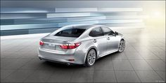 Introducing the new 2013 #Lexus #ES.  More spacious and accommodating. Call 866-797-8559 for all info on inventory.  http://www.lexusofpeoria.com/ES-2013?p=2013_es