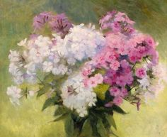View FLOXIA By Helene Schjerfbeck; oil on canvas; Access more artwork lots and estimated & realized auction prices on MutualArt. Helene Schjerfbeck, Pictures To Paint, Art Pictures, Hortensia Hydrangea, Hydrangea Painting, Female Painters, Still Life Fruit, Z Arts, Amazing Art