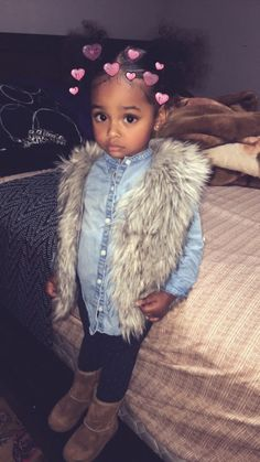 Pinterest || ✨✨ kissxmyxnadgal amosc : kissxmyxbadgal Cute Kids Fashion, Baby Girl Fashion, Toddler Fashion, Beautiful Black Babies, Beautiful Children, Cute Mixed Babies, Cute Babies, Cute Little Girls, Cute Baby Girl
