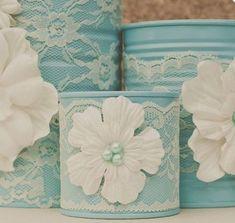 Latas de leche decoradas - Dale Detalles