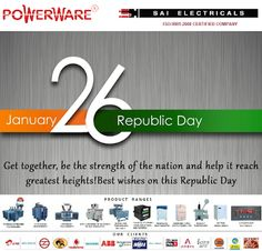 SAI ELECTRICALS: Wishes You a Very Happy Republic Day Celebration f...