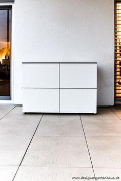 terrassenschrank nach ma wetterfest uv best ndig. Black Bedroom Furniture Sets. Home Design Ideas