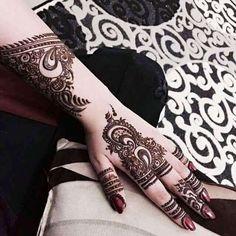 Most Lovely And Creative Henna Designs - Sensod - Create. Mehndi Art, Mehendi, Full Mehndi Designs, Beautiful Mehndi, Cultural Events, Create, Tattoos, Style, Swag