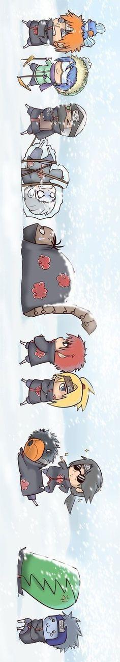 Akatsukis :D