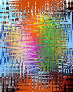"Saatchi Online Artist Boi K' Boi; Digital, ""All My Love: Still In There"" #art"