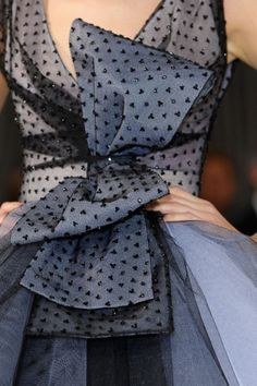 Dior Couture of course....