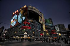 Yonge & Dundas - Google Search City Streets, Times Square, Google Search, Travel, Viajes, Traveling, Tourism, Outdoor Travel