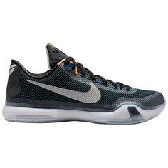 d3989b61bbdf Nike KOBE X  Flight  Teal Bright Citrus White Black 705317-308 sz 8-13  Beethoven