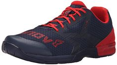 Inov-8 Men's F-Lite™ 250-M Cross-Trainer Shoe, Navy/Red, 11 M US -- Be sure to check out this awesome product.