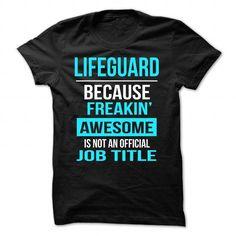 LIFEGUARD #shirt #clothing