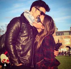 Cute Couple Images, Couples Images, Cute Couples, Aiman Khan, Dope Tattoos, Pakistani Bridal Dresses, Leather Pants, Honey, Moon