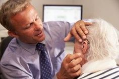 As veterans get older, they will be at an increased risk of developing a hearing loss. #audiology #audiologist #CFHS #elderly #veterans #hearingloss