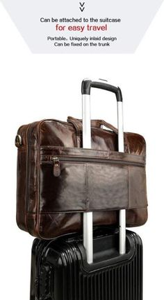 743673f54b85 ... the bag makes a gre. Еще. 47+ ideas travel luggage luxury weekender  bags #travel