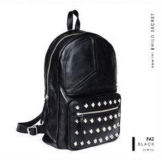 PAZ b l a c k -  #aw16 #leather #PAZ