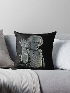 Millions of unique designs by independent artists. Find your thing. Canvas Prints, Art Prints, Sprinkles, Einstein, Finding Yourself, Throw Pillows, Blanket, Memes, Meme
