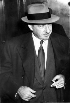"By the 1920s, Frank Costello had become close with mobsters ""Lucky"" Luciano and Meyer Lansky and operated in bootlegging and gambling circles."