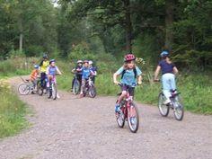Group mountain bike rides, cycle riding near London