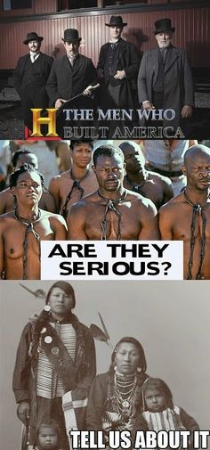 "Many times ""history"" shames me for being part white Western European. Love my Native American side. Sums up americas ""political correctness"" pretty well. Sad that most of the history we are taught in school is an embellished lie. African American History, Native American Indians, Mexican Gods, Black Art, Kings & Queens, By Any Means Necessary, History Facts, History Memes, Funny History"