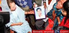 timesworld24.com|last updated news::পরিবারকে সান্তনা দিতে বিশ্বজিতের বাসায় খালেদা জিয়া