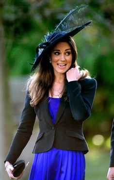 Hats Off to the Royal Family: Rhapsody in Blue