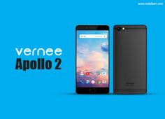 Vernee Apollo 2 with 8GB of RAM, MediaTek Helio X30 is Official