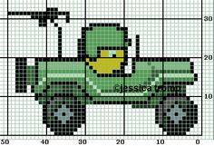 Cross Stitching, Cross Stitch Embroidery, Cross Stitch Patterns, Pixel Crochet Blanket, Stitch Toy, Drawing Conclusions, Train Truck, Transportation Theme, Evolution T Shirt