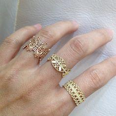 Grace Lee rings