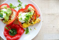 Mexican Stuffed Peppers Step By Step   Keep Your Diet Real