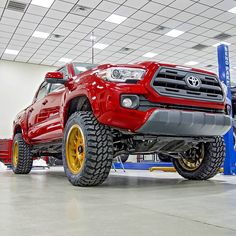 2016 Tacoma Steps and Light Mounting Solutions now available. #twitter #2016tacoma