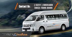 Info Layanan Online Rental Mobil & Paket City Tour Cirebon, Antar Jemput, Sewa Avanza, Xenia, Alphard, Hiace, Elf Long dan Sewa Bus Pariwisata Cirebon