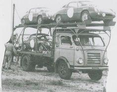 OM Tigrotto Bisarca Trasporto Abarth Le Mans 1961_06