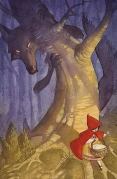 #little red riding hood
