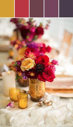 Florals Designed By Lisa Perrone | Stylyze Creative Director via Stylyze