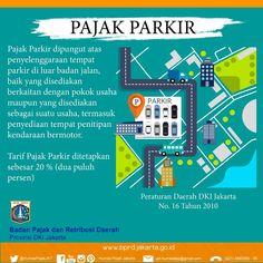Sosialisasi Infografis BPRD: Pajak Parkir