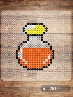 Hama beads idea pozione magica