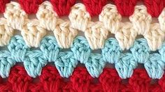 crochet for beginners step by step left handed - YouTube