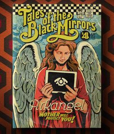 Butcher Billy's Tales of the Unexpected Black Mirrors