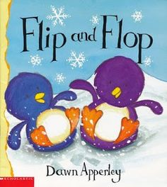 Double bonus! Penguins & flip flops (well sort of). I hope the story is good.