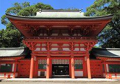 Hikawa Shrine,Saitama