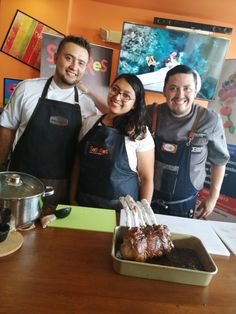 Con mis mejores chefs Chefs, Apron, Life, Get Well Soon, Aprons