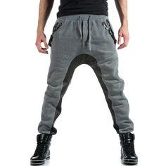 Buy men drop crotch pants by Fashionmix online here: https://fashionmix.eu/en/men-clothes/men-drop-pants #pants #men #dropcrotch #fashionmix