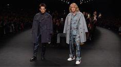Ben stiller and Owen Wilson in Paris for Fashion Week.  Zoolander 2?? Yes, please.