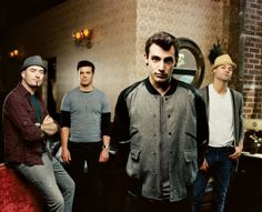 Canada`s latest band to make a name for itself on the world stage, Hedley enjoys rocking it out, but they`re not above belting out a good ballad!