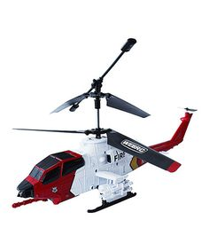 Look what I found on #zulily! Cobra Fire Rescue Remote Control Helicopter by MyWebRC #zulilyfinds